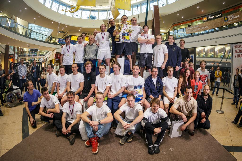 Česká pojišťovna Mistrovství České republiky 2015