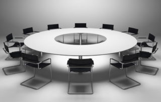 Kulatý stůl VVOŠ