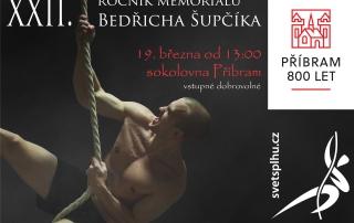 VC Memoriál Bedřicha Šupčíka 2016 - plakát