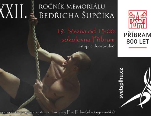 Memoriál Bedřicha Šupčíka 2016: vítěz s časem pod 5,80