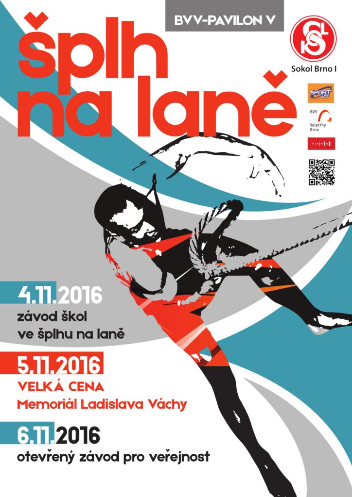 VC Memoriál Ladislava Váchy 2016 - plakát - SportLife