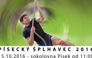 VC Písecký šplhavec 2016