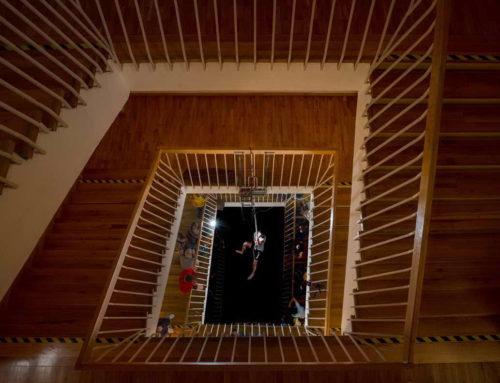 Šplh schodištěm 2017: Trnka & Trnka: nástup nové generace?