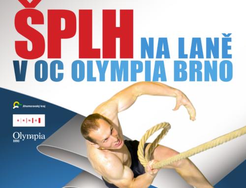 Šplh na laně v Olympii 2017 – propozice a přihláška