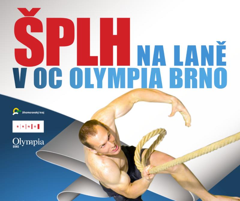 Šplh na laně v Olympii 2016 - plakát - náhled