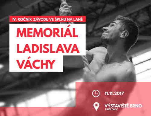 Memoriál Ladislava Váchy 2017 – SportLife – propozice a přihlášky
