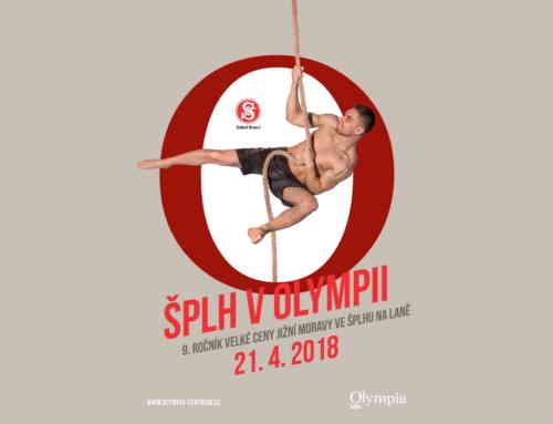 OC Olympia 2018 – Brno zcela dominuje