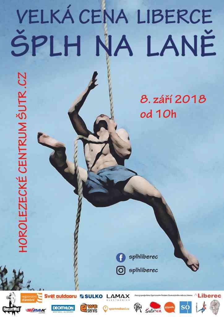 Šutr Liberec 2018 - plakát