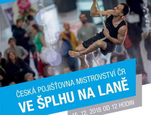 Česká pojišťovna Mistrovství České republiky 2018 – propozice a přihláška