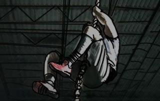 Mudmasters Rope Climb X