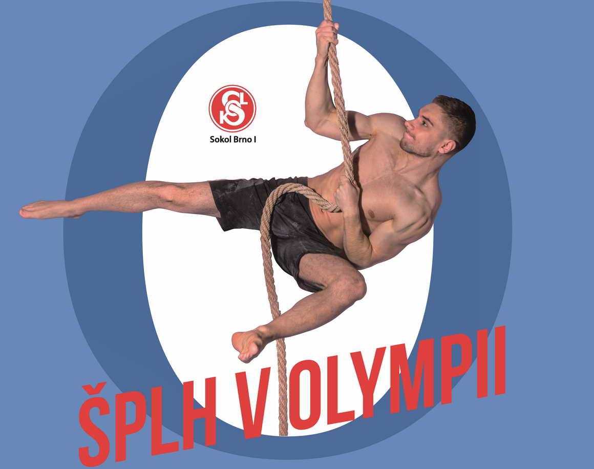 Šplh v Olympii 2019 - plakát