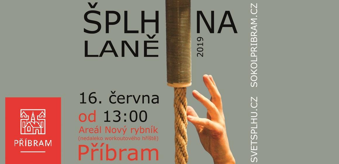 Exhibice Šplh na Nováku 2019 - Plakát - OŘEZ