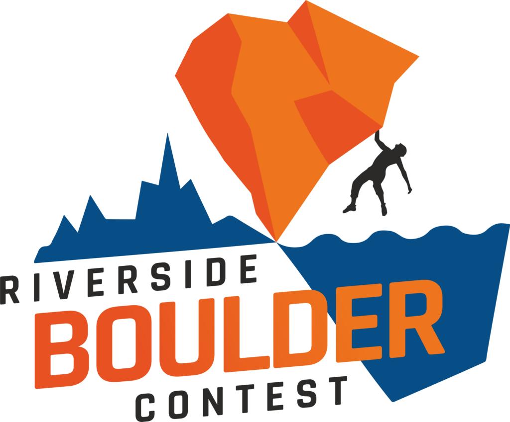 Exhibice Riverside Boulder Contest 2019 - plakát