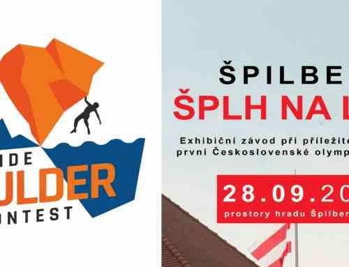 Exhibiční září – Riverside Boulder Contest & Branky Body Brno