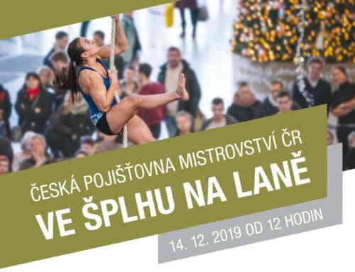 Česká pojišťovna Mistrovství České republiky 2019 – propozice a přihláška