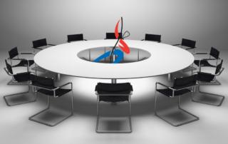 Kulatý stůl VVŠ