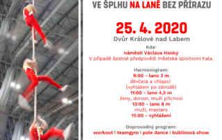 Velká cena Podkrkonoší 2020 - plakát
