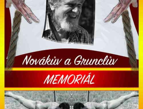 Novákův a Grunclův memoriál – Libčice 2021 | PŘIHLÁŠKA | PROPOZICE