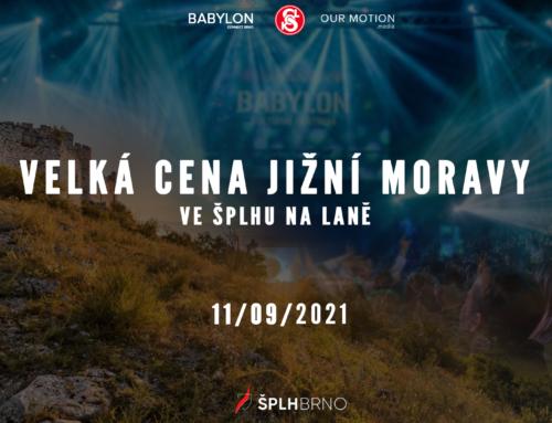 POZOR Velká cena Jižní Moravy 2021 se koná již 11. 9. – PROPOZICE | PŘIHLÁŠKA